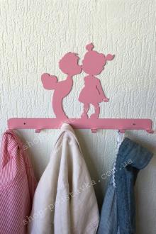 вешалка для ключей, вешалка для детской одежды, декоративная вешалка, декор для дома
