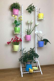 Подставки металлические для растений купить  тел. (098) 300 11 00