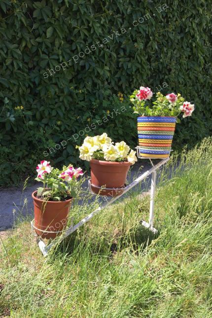 Декоративная подставка для цветов в интернет магазине тел. (098) 300 11 00