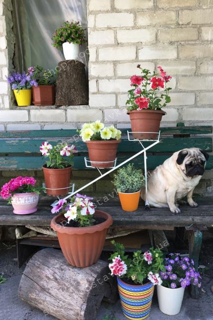 Подставка для цветов декор для сада 098) 300 11 00