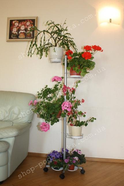 """Подставка для цветов """"Ева"""" от производителя Украина тел. (098) 300 11 00"""