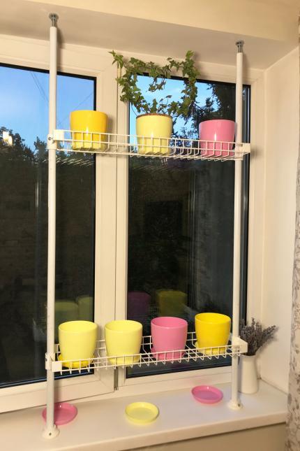 Металлические подставка для цветов и рассады купить тел. (098) 300 11 00
