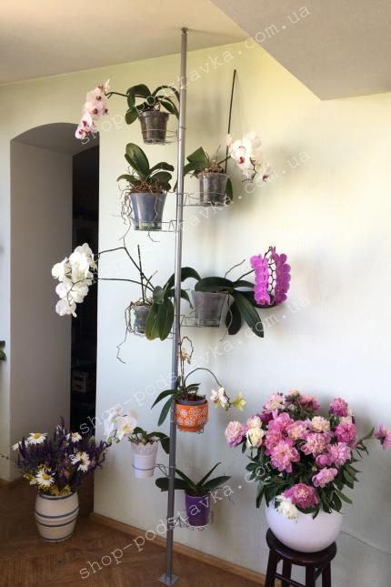 Подставки из металла, цветочные подставки купить недорого тел. (098) 300 11 00