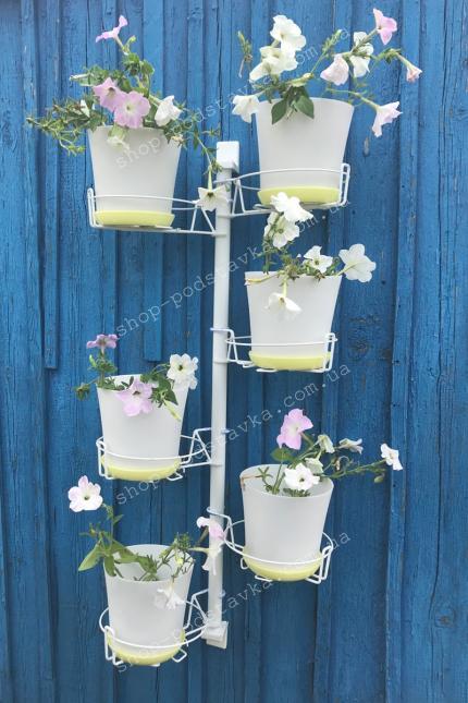 Подставка для цветов на стену в интернет магазине тел. (098) 300 11 00