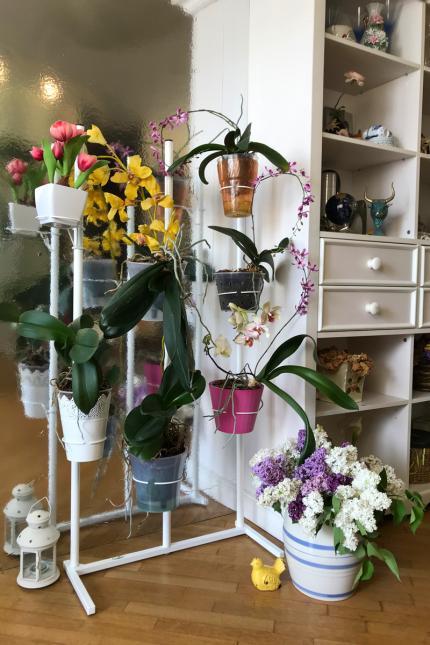 """Подставка для цветов """"Орхидея"""" в интернет магазине тел. (098) 300 11 00"""
