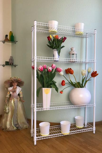 Стеллажи для рассады и цветов по выгодной цене тел. (098) 300 11