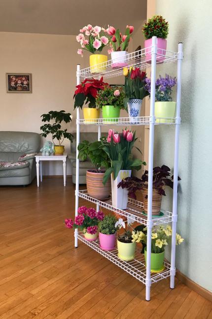 Купить стеллажи для рассады и цветов в Украине тел. (098) 300 11 00