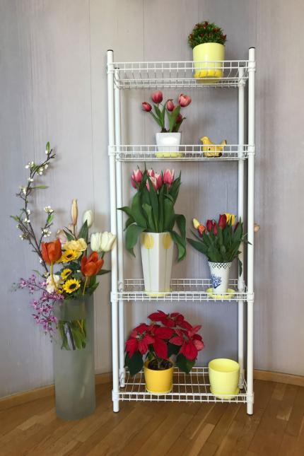 Подставка для цветов Стеллаж купить Днепр тел. (098) 300 11 00