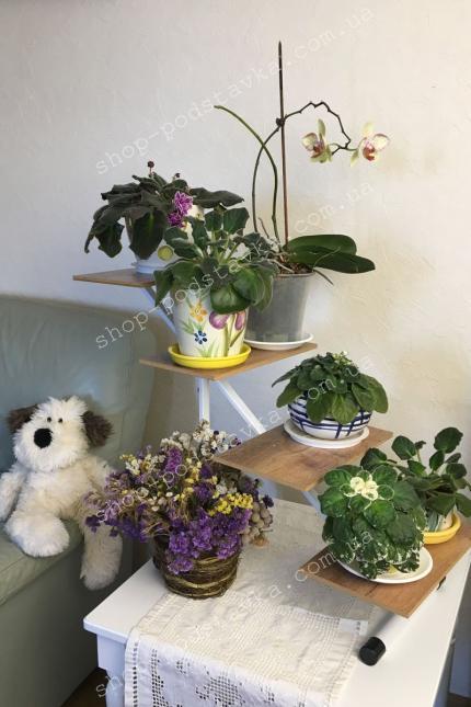 Подставка  для цветов на подоконник от производителя тел.(098) 300 11 00